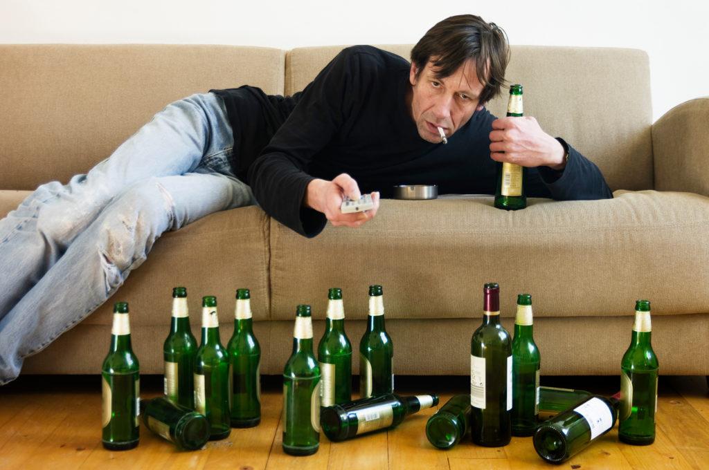 Смотрим, как помочь мужу бросить пить.