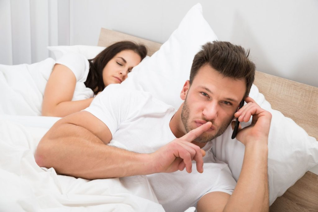 Сексуальная связь - это важно для отношений.