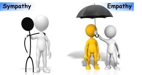 Чем отличаются эмпатия и симпатия