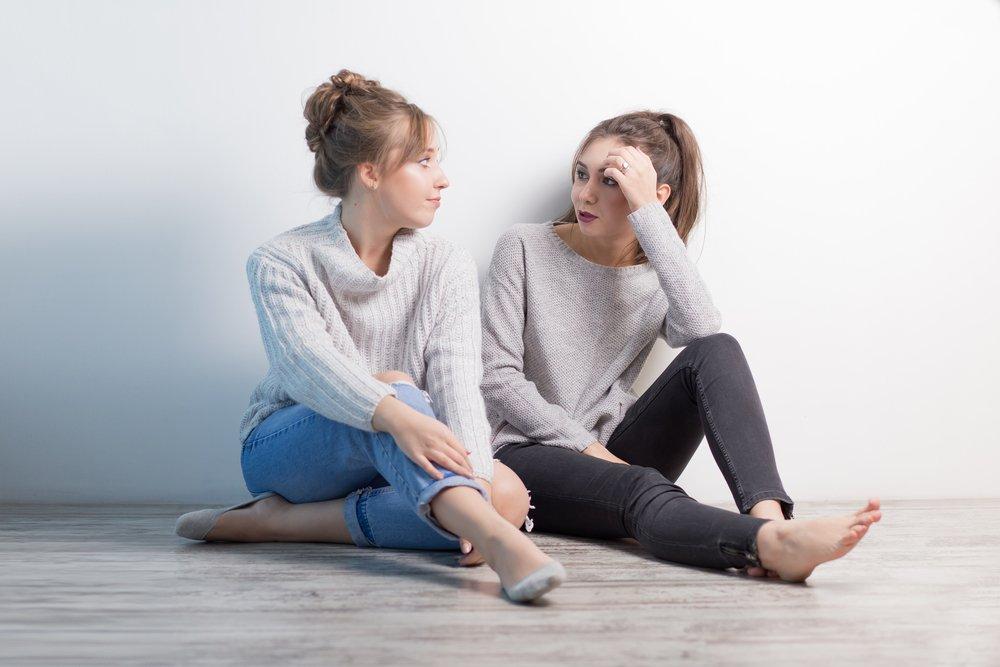 Эмпатия 2 девушка делится проблемами