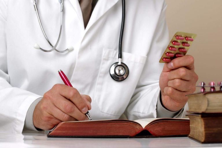 Лечение астении у врача.