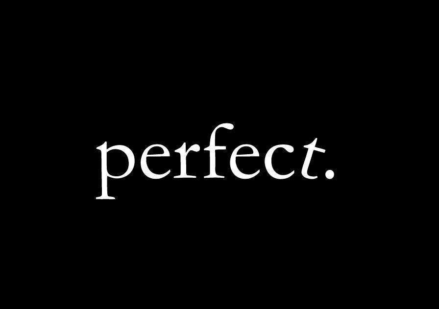 Слово perfect
