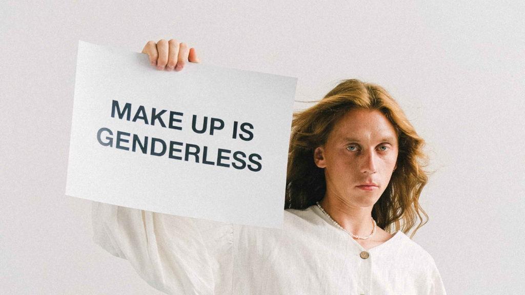 Макияж имеет гендер