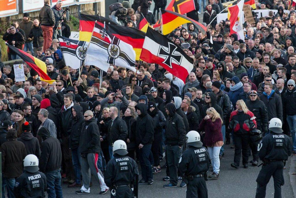 Наицоналистический марш людей
